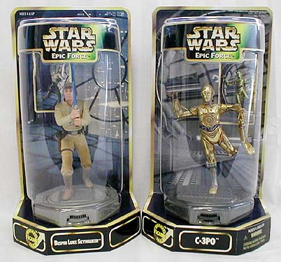 Epic Force: Luke and C-3PO