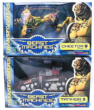 Beast Machines Mega 2-Pack
