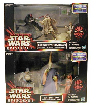 Watto's Box / Showdown 2-Pack