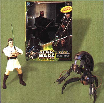 Mega Action Figure 2-Pack