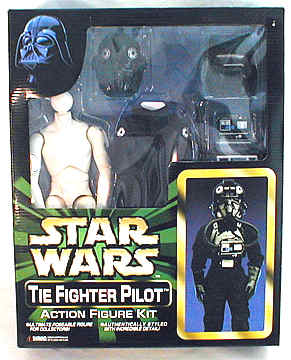 Marmit 12in. TIE Fighter Pilot