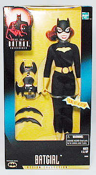 12inch Animated Batgirl