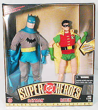 Batman and Robin 2-Pack