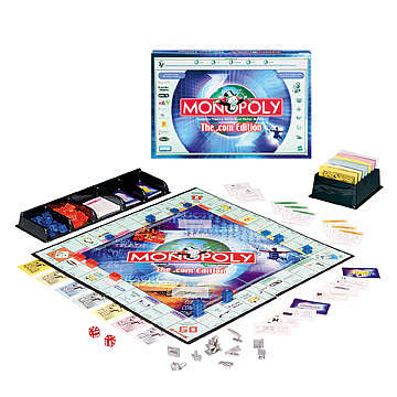 Monopoly Dot-Com Edition