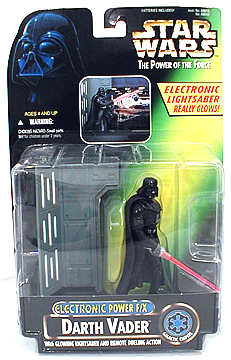 Power F/X Darth Vader Not Mint