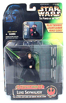 Power F/X Jedi Luke, Not Mint