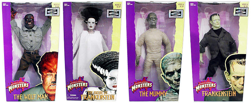 12in Universal Monsters Asst 2
