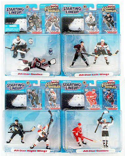 NHL Classic Doubles 4-Pack