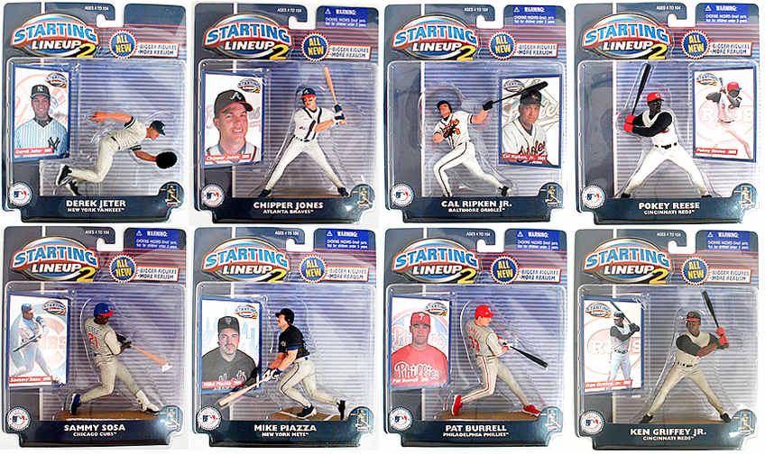 2001 MLB All-Stars (Series 3)