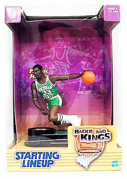 Magic Johnson Action Figure