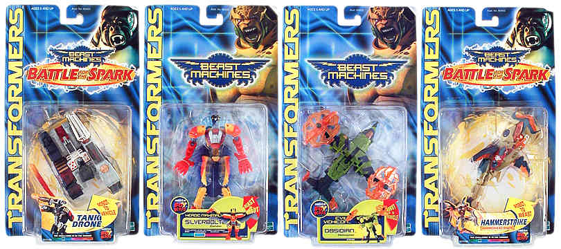 Beast Machines Basic Asst. 6