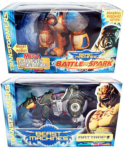 Blast Punch / Rattrap Case