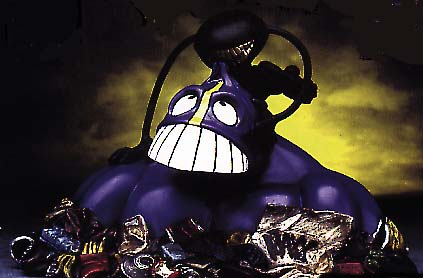 The Maxx Bust