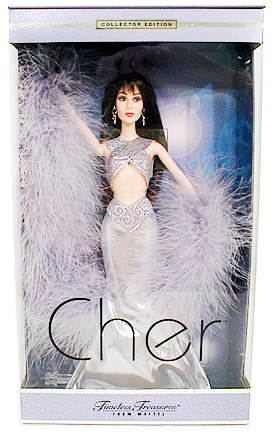 Cher Doll (English/French)