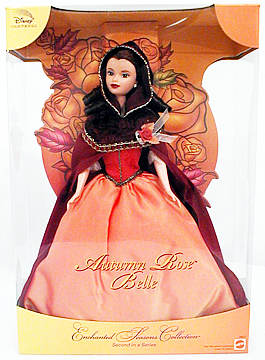 Autumn Rose Belle Doll