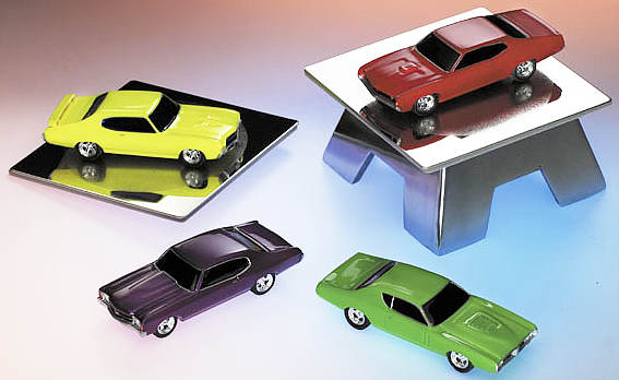 30th Anniv. Muscle Cars Set