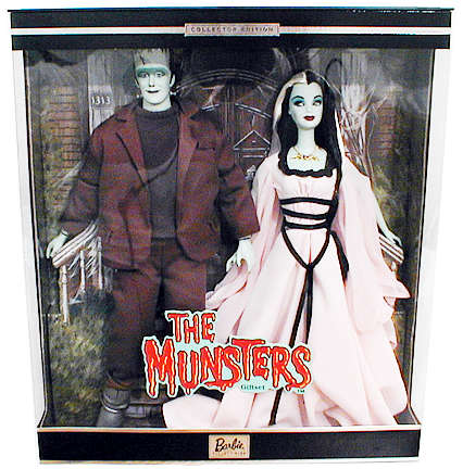 The Munsters Dolls Giftset