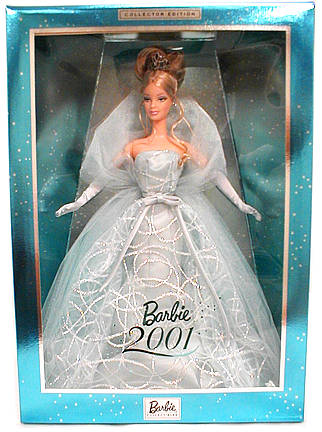 Barbie Doll 2001 (Cauc.)