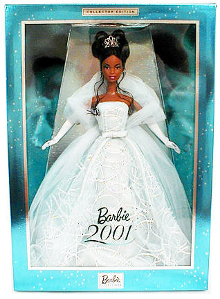 Barbie Doll 2001 (Af. Am.)