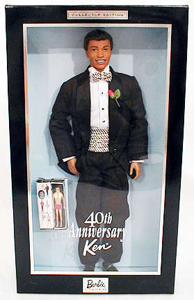 40th Anniversary Ken (Afr-Am.)