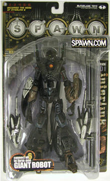 Spawn Interlink HD-1 Figure