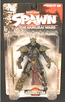 Samurai Spawn Figure