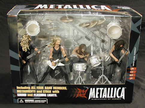 Metallica Deluxe Boxed Set