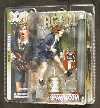 Angus Young Action Figure