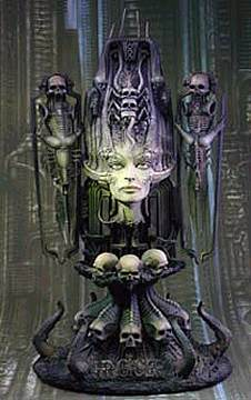 H.R. Giger Action Figure Asst.