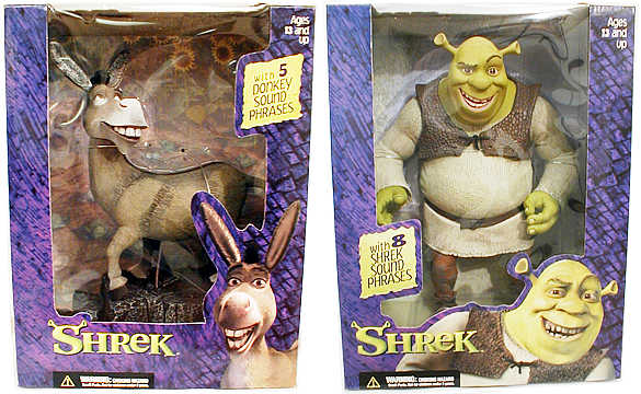 Shrek Super-Size Figure Case