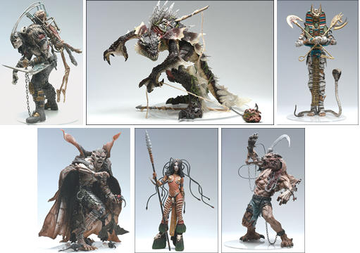 McFarlane`s Monsters Series 1