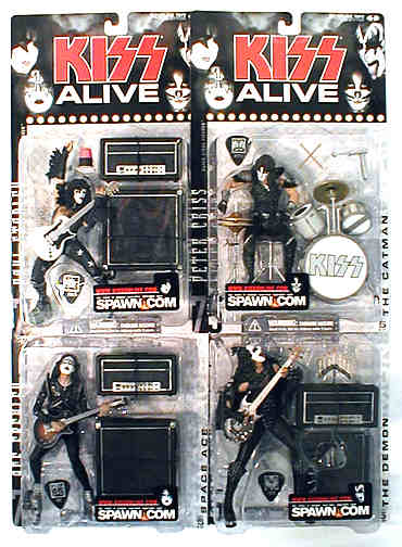KISS ALIVE Case