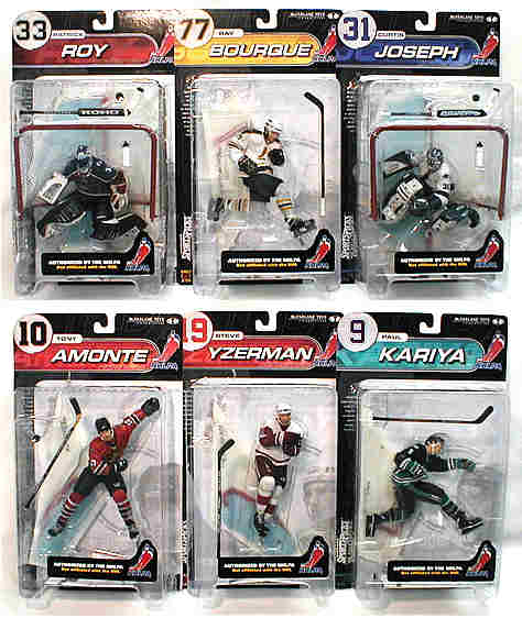 NHLPA Hockey (Series 1) Asst.