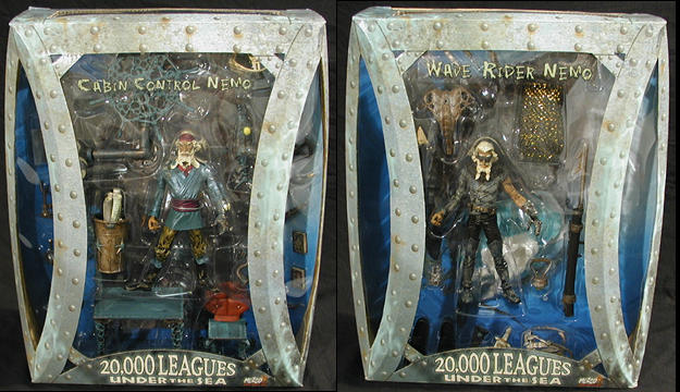 20K Leagues Under The Sea Set