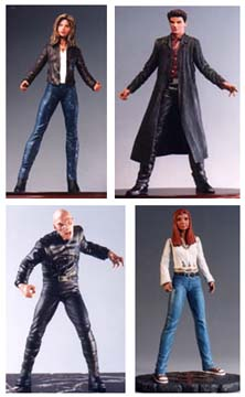 Buffy/Vampire Slayer Figures