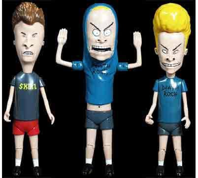 Beavis And Butthead 3-Pack
