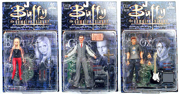 Buffy-Oz-Giles 3-Pack