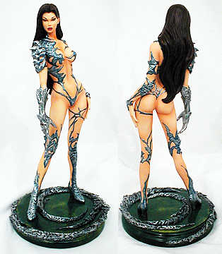 Witchblade II Statue
