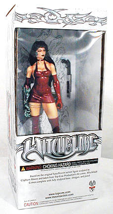 12inch Witchblade