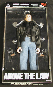 12in. Steven Seagal Figure