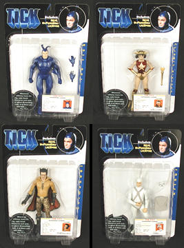 The Tick Figures (Series 1)