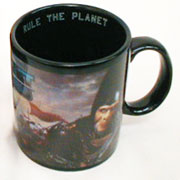 Planet of the Apes Ceramic Mug