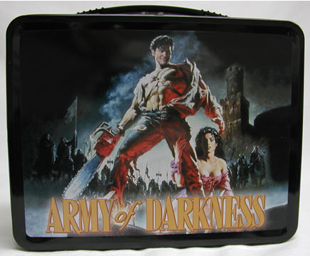 Army of Darkness Lunchbox