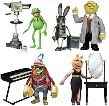 Muppet Show (Series 1) Set