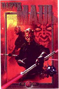 Darth Maul Poster