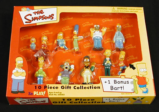 The Simpsons Figurine Set