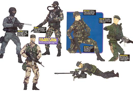 Special Forces Mission 1 Set