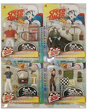 Speed Racer Series 1 Case 1