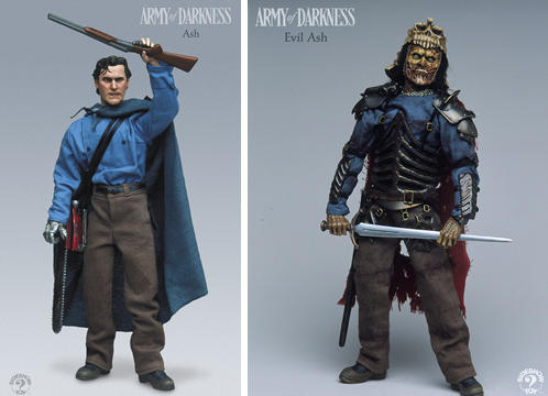 12in. Army of Darkness Case