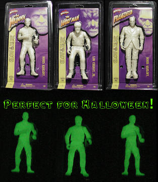 Monsters Glow Series 1 Set